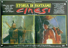 XC88D A CHINESE GHOST STORY HONG KONG FANTASY 4 orig ITALIAN POSTER