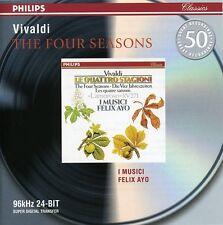 I Musici - Vivaldi: Four Seasons [CD New]