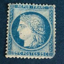 France N° 60 25 C Bien NSG ( Défectueux) Côté 70€