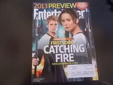Hunger Games: Catching Fire - Entertainment Weekly Magazine 2013