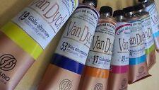 FERRARIO colore olio VAN DYCK tubo 60 ml colore BIANCO D'ARGENTO 02