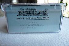 SN3-2 TOMALCO D&RGW 6700-SERIES IDLER FLAT CAR KIT