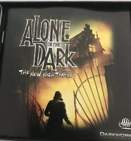 ALONE IN THE DARK The New Nightmare PC RPG Horror Action Game Windows 95 98 Me