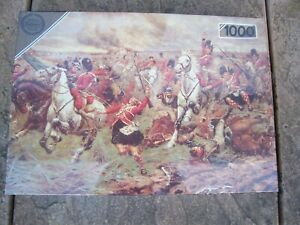 From Falcon Gordons And Greys To The Front 1000 Jigsaw Puzzle