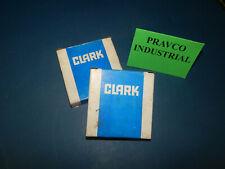 "Lot of 2 Clark Forklift 123486 Oil Seal 3"" Od 2-1/8""(2.125"") Id"