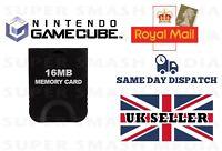 16MB MEMORY CARD FOR NINTENDO GAMECUBE & WII 251 BLOCKS - NEW