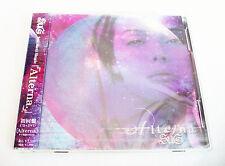 Aides Takeru 'Alterna' SINGLE-CD Limited Edition M. PV neuf dans sa boîte visual kei/J-Rock Japon