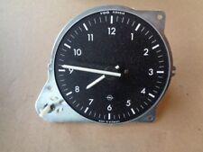 Opel Rekord D Commodore B Instrument Zeituhr original VDO Kienzle