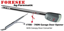 FORESEE - F700 - Electric / Automatic / Garage Door Opener + Canopy Convertor