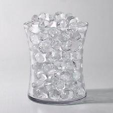 11mm Transparent Glass Half Sphere Ball Vase Bowl Decoration PACK SIZES VARY