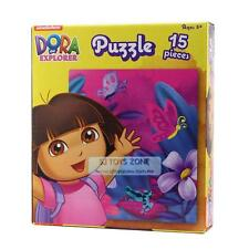 Disney Dora Jigsaw Puzzle 15pc Kids Toy