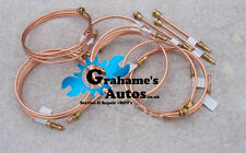 AUSTIN MORRIS WOLSELEY 1100, 1300, COPPER BRAKE PIPE KIT