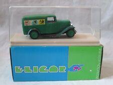 ELIGOR CITROEN 500KG 1934 VAN DUBONNET GREEN LIVERY 1/43 #1007