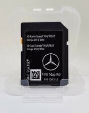 LATEST! V9 2017 / 2018  MAP PILOT Mercedes GARMIN SD CARD A B CLA  A2189061903