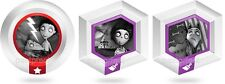 DISNEY INFINITY 3 POWER DISC FRANKENWEENIE New Holland Victor Electro Charge 3.0