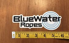 Blue Water Ropes Climbing Sticker Decal Bluewater New