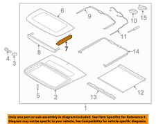 Genuine Hyundai 81630-3S000 Panorama Roof Center Panel Assembly