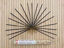 ENCENS SAUGE BLANCHE (White sage - Sabio blanco) Boite de 20 bâtonnets