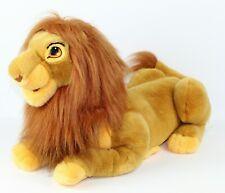 "Disney Lion King Plush Simba Stuffed Animal Puppet Large 22"" Movie Clean"
