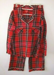Victoria Secret Plaid PJs M