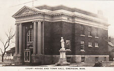 RP; Court House and Town Hall, Emerson, Manitoba, Canada , 00-10s