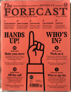 The Forecast 2021 Monocle MINT