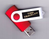 Time Traveler USB flash drive with over 10,000 old time radio OTR programs