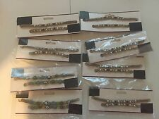HEMP NECKLACE AND BRACELET SET  two differnt types NEW~ lot of 8~