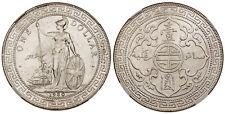 GREAT BRITAIN. George V. 1930-B AR Trade Dollar. NGC MS63.  Bombay. KM-T5.