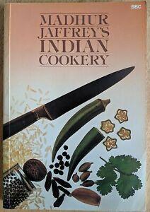 MADHUR JAFFREY'S INDIAN COOKERY - BBC 1982 - ISBN 0563164913 - curry cookbook