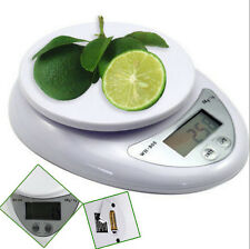 (0.01oz-176oz) Digital Kitchen Food Diet Postal Scale Electronic Weight Balance