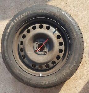VAUXHALL 4 stud 185 / 65 R15 single steel wheel > Corsa D > Combo > Meriva (#R)