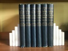 A History of the Scottish People – 1894-Thomas Thomson - complete 6 vols set