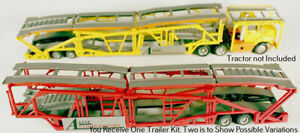 Auto Carrier Trailer Kit HO 1/87 Scale A-Line 50605
