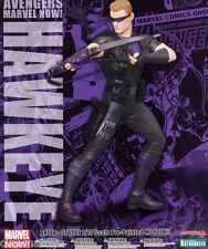MARVEL Kotobukiya HAWKEYE Avengers Now ARTFX+ Statue Figure Occhio di Falco