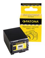 Batteria Patona 7,4V 2000mAh per Canon Legria HF G10,HF G20,HF G25,HF M30