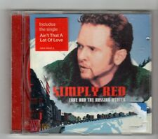 (IH842) Simply Red, Love & The Russian Winter - 1999 CD