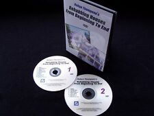 REHABBING HOUSES FROM BEGINNING TO END 2 VIDEO DVD SET