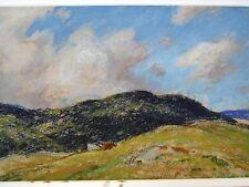 Landscape. Eliot Clark / Pastel