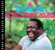 """Soul Message [Vinile] Richard """"Groove"""" Holmes …"""