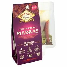 Patak's South Indian Madras 3 Step Curry Kit - 313g (0.69lbs)