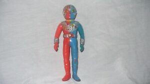 """Vintage 1970's  Popy Kikaida 01 Vinyl Figure 5 1/2"""" Kikaider 01"""