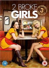 2 Two Broke Girls Saison 3 NEUF