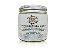 Natural Organic Chamomile & Rosehip Eye Balm - soothing, toning, anti-ageing