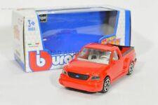 Ford Svt F150 1:43 Model Toy Car Miniature Diecast Pick Up Truck Metal F 150 Red