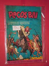 PECOS BILL-GLI ALBI-LIBRETTO MONDADORI-FASANI-N° 12-D-1960-+ DISPONIBILI ALTRI N