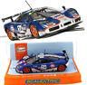 Scalextric C3969 McLaren F1 GTR Gulf Le Mans 1995 Slot Car 1/32 DPR