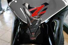 PARASERBATOIO STICKER 3D SERBATOIO compatibile MOTO KAWASAKI Z750 Z1000 ROSSO