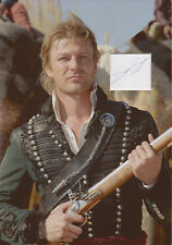 SEAN BEAN Signed 12x8 Photo Display SHARPE & GAME OF THRONES COA