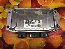 Steuergerät ECU Motorsteuergerät Citroen Saxo 1,1l 44Kw 60Ps 9637838780 HFX